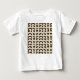 Camiseta De Bebé teja BG del barro amasado