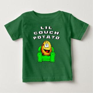 Camiseta De Bebé Teleadicto de Lil