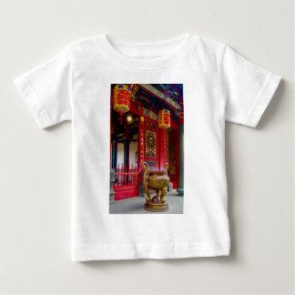 Camiseta De Bebé Templo en Yilan, Taiwán
