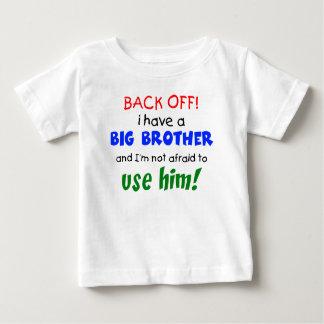 Camiseta De Bebé Tengo un hermano mayor