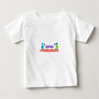 Camiseta De Bebé tenis de mesa