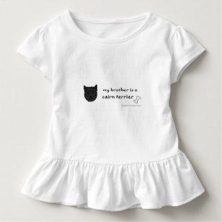 Camiseta De Bebé terrier de mojón