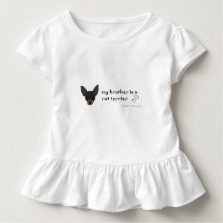 Camiseta De Bebé terrier de rata - más cría