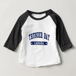 Camiseta De Bebé Thunder Bay