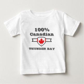 Camiseta De Bebé Thunder Bay 100%