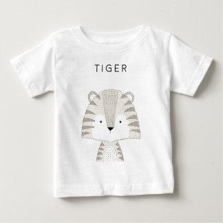 Camiseta De Bebé Tiger