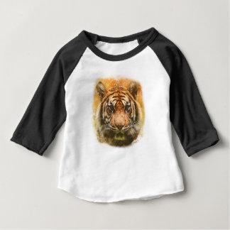 Camiseta De Bebé Tigre