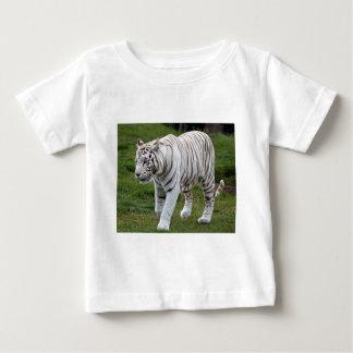 Camiseta De Bebé Tigre blanco