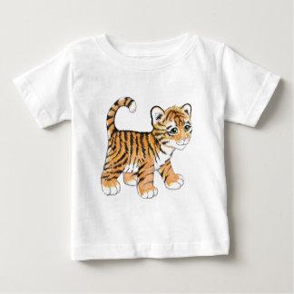 Camiseta De Bebé Tigre Cub