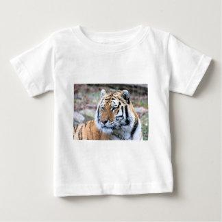 Camiseta De Bebé Tigre de Bengala real estoico de los alquileres