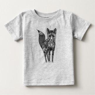 Camiseta De Bebé Tilki el Fox