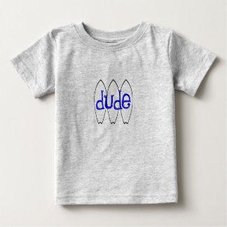Camiseta De Bebé Tipo de la persona que practica surf