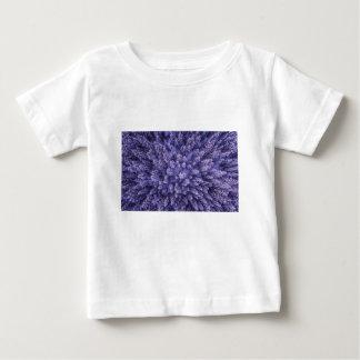 Camiseta De Bebé Tiro lleno del marco de hojas