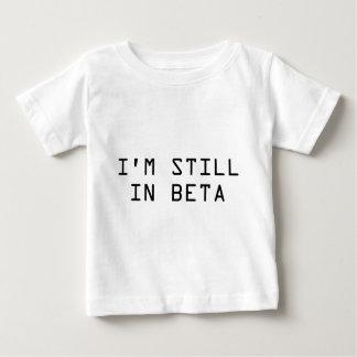 Camiseta De Bebé Todavía estoy en beta