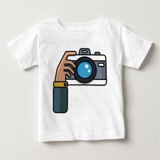 Camiseta De Bebé Tomar las fotos