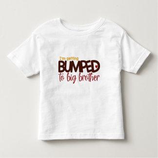 Camiseta De Bebé Topado a hermano mayor