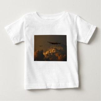 Camiseta De Bebé TORMENTA del bombardero de Lancaster