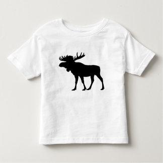 Camiseta De Bebé toro de los alces