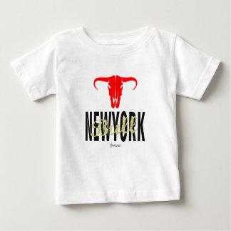 Camiseta De Bebé Toros de NYC New York City por VIMAGO