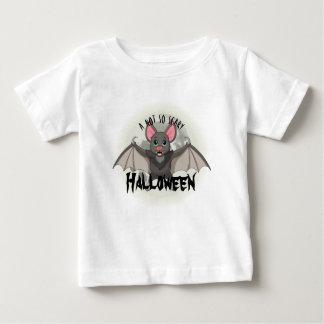 Camiseta De Bebé Torpe, el pequeños palo y A Halloween no tan