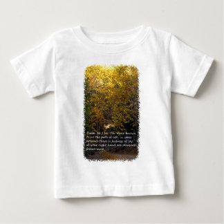 Camiseta De Bebé Trayectoria del 16:11 del salmo