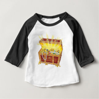 Camiseta De Bebé Treasurechest