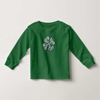 Camiseta De Bebé Trébol 2 de la licencia cuatro
