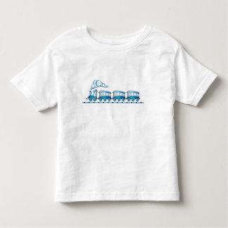 Camiseta De Bebé Tren
