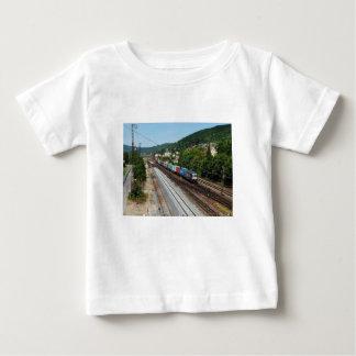 Camiseta De Bebé Tren de carga en Gemünden a Main