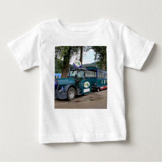 Camiseta De Bebé Tren de lanzadera turístico, Durnstein, Austria