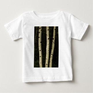 Camiseta De Bebé Tres pilares del bosque