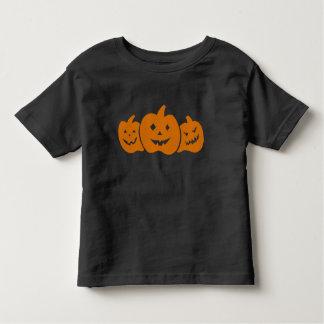 Camiseta De Bebé Trío de la calabaza