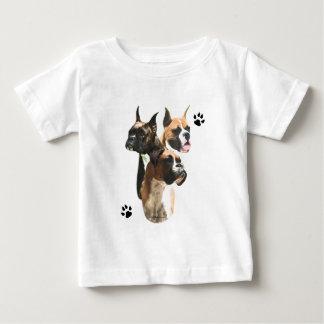 Camiseta De Bebé Trío del boxeador