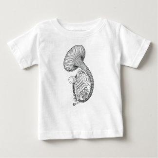 Camiseta De Bebé Trompa