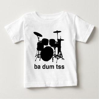 Camiseta De Bebé Tss de Dum de los vagos