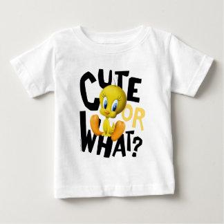 Camiseta De Bebé ¿TWEETY™- lindo o qué?