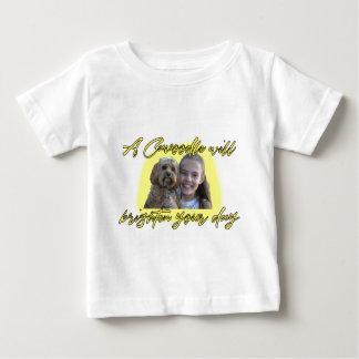 Camiseta De Bebé Un Cavoodle aclarará su día