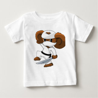 Camiseta De Bebé Un cheburashka divertido lindo del dibujo animado