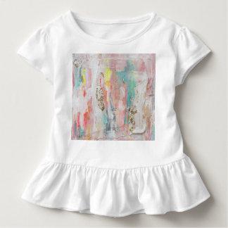 Camiseta De Bebé Un día agradable - pintura abstracta de las