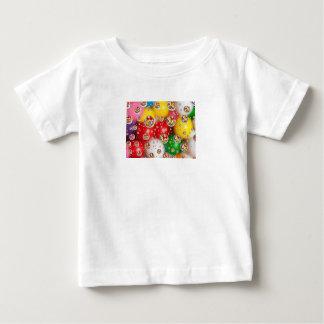 Camiseta De Bebé un diseño colorido