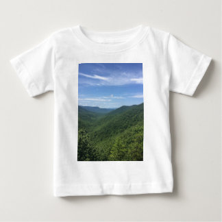 Camiseta De Bebé Un Mountain View