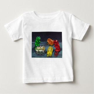 Camiseta De Bebé Un paquete del caramelo