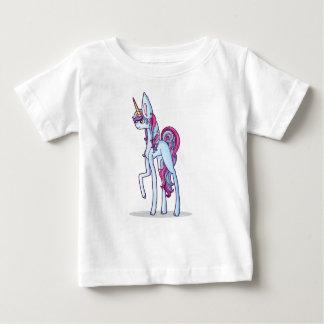 Camiseta De Bebé Unicornio a mano agradable