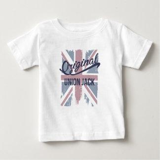Camiseta De Bebé Union Jack original
