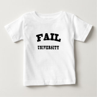Camiseta De Bebé universidad