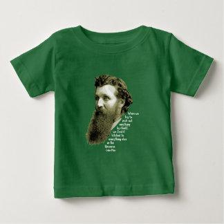 Camiseta De Bebé Universo de Muir