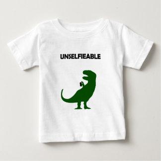 Camiseta De Bebé Unselfieable T-Rex