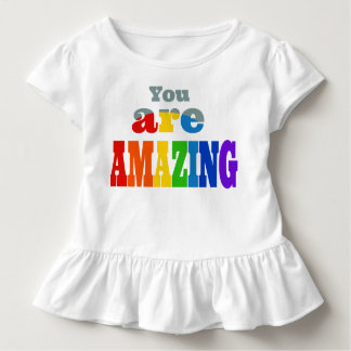 Camiseta De Bebé Usted es asombroso