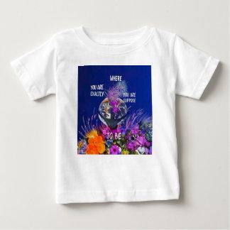 Camiseta De Bebé Usted puede hacerlo