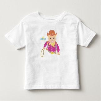 Camiseta De Bebé Vaquera